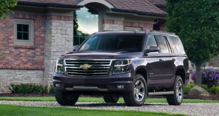 2019 Chevy Suburban review