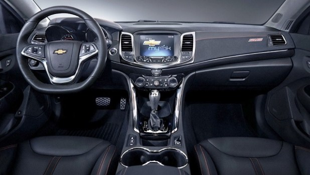 2019 Chevy TrailBlazer interior