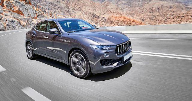 2020 Mazda CX-30 Price, Pics, Redesign, And Release Date >> 2019 Maserati Levante front - 2019 and 2020 New SUV Models