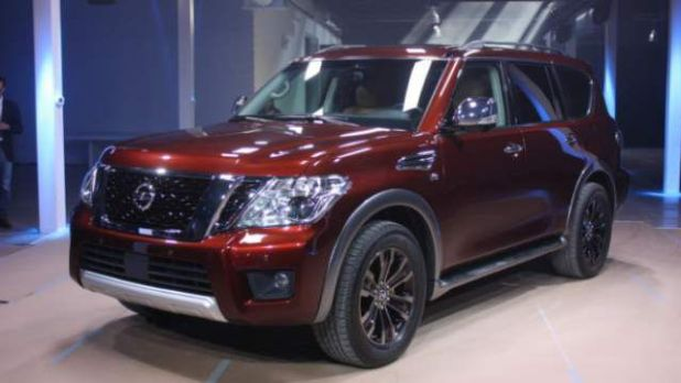 2019 Nissan Armada Release Date, Changes - 2019 and 2020 ...