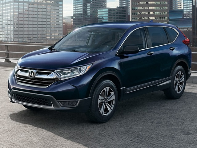 2019 Honda CR-V Changes - Review