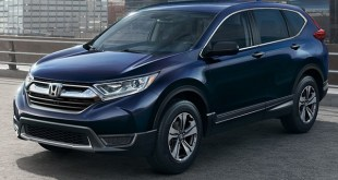 2019 honda cr-v review