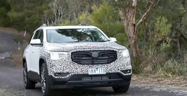 2018 Holden Acadia Review, Price - 2019 and 2020 New SUV ...