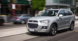 2018 Holden Captiva review