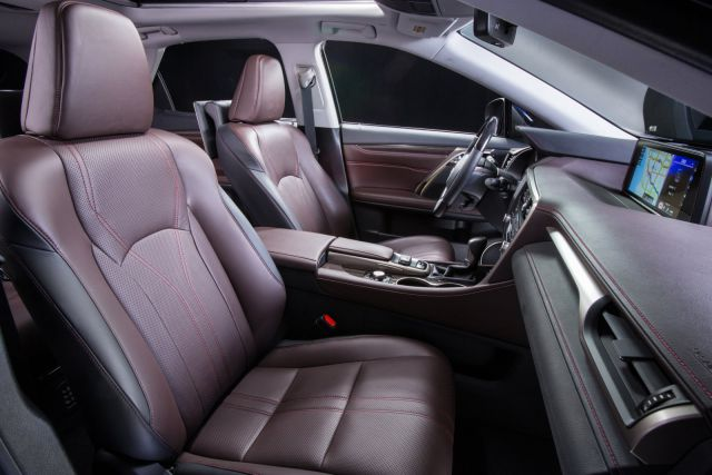 2018 Lexus Rx 450h Interior 2019 And 2020 New Suv Models