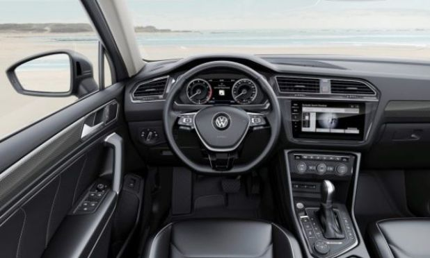 2018 VW Tiguan Allspace interior