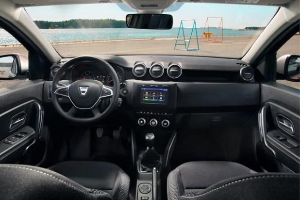 2019 Dacia Duster interior
