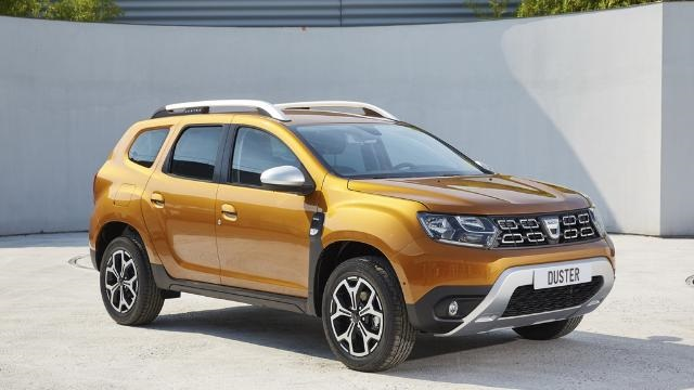 2019 dacia duster changes  price