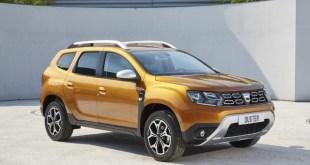 2019 Dacia Duster review