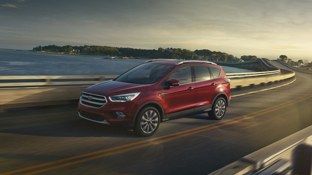 2019 Ford Escape Hybrid Review - 2019 and 2020 New SUV Models