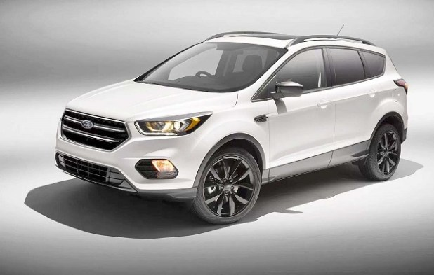2019 Ford Escape Hybrid