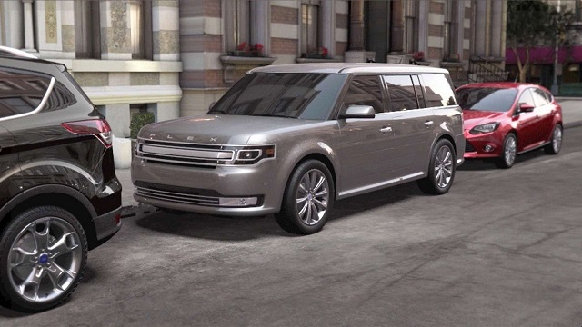 2019 Ford Flex side view - 2019 and 2020 New SUV Models