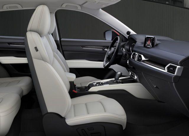 2019 Mazda CX-5 interior - 2019 and 2020 New SUV Models
