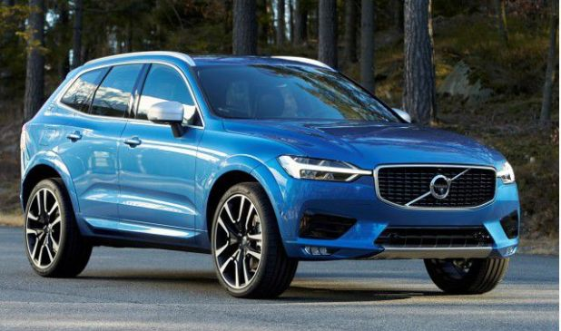 2019 Volvo XC60 front