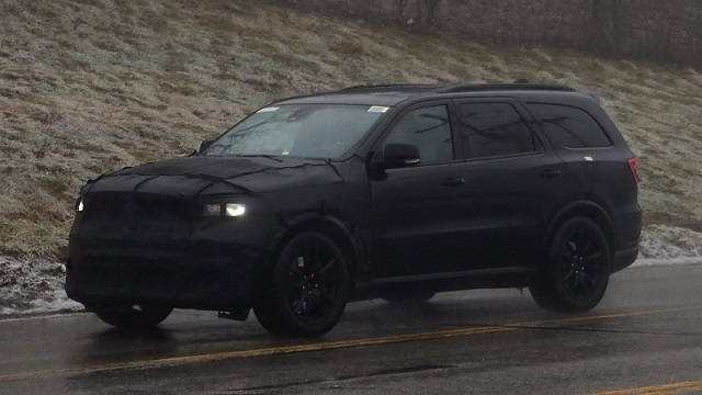 2019 Dodge Journey Spy Photos Redesign 2019 And 2020