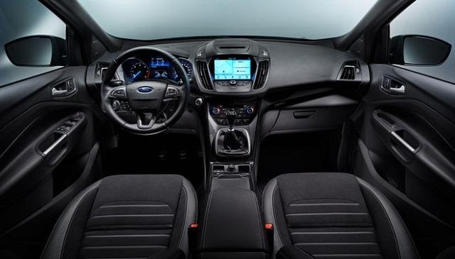 2018 Ford Kuga Interior 2019 And 2020 New Suv Models