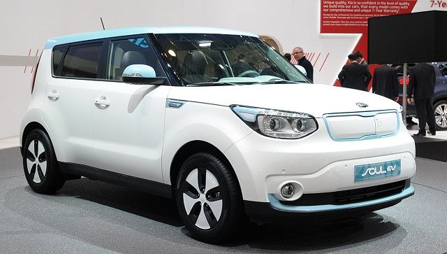 7 Seater Luxury Suv >> 2018 Kia Soul EV Range, Price - 2019 and 2020 New SUV Models