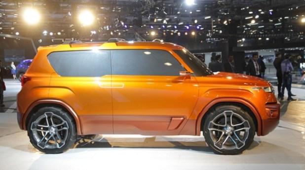 2019 Hyundai Carlino side view