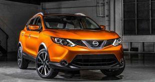 2019 Nissan Rogue Sport front