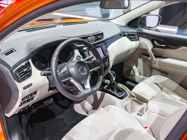 2019 Nissan Rogue Sport interior - 2019 and 2020 New SUV ...