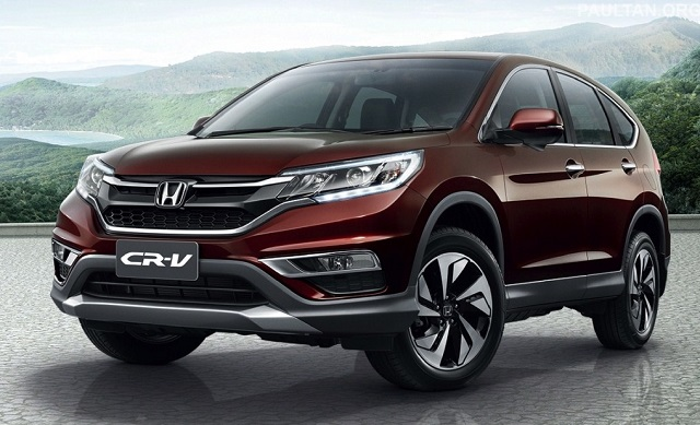 2019 honda cr-v hybrid review