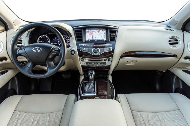 2019 infiniti qx60 interior  2020 2021 and 2022 new suv