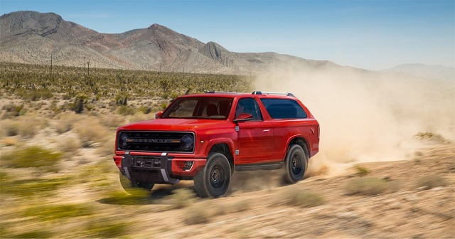 2020 Ford Bronco Price Interior Specs 2019 And 2020