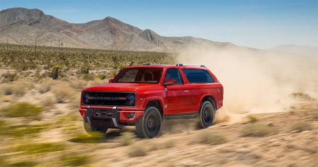 2020 Ford Bronco Price Interior Specs 2019 And 2020