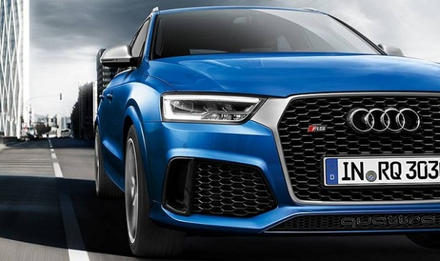 2018 Audi SQ3 front view