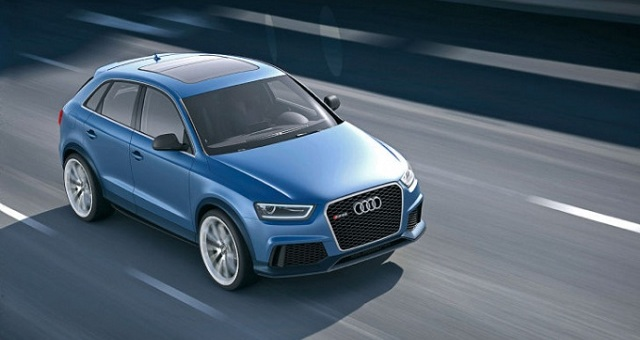 2018 Audi Sq3 Top View 2019 And 2020 New Suv Models