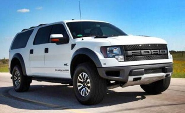 2018 Ford Excursion review - 2019 and 2020 New SUV Models