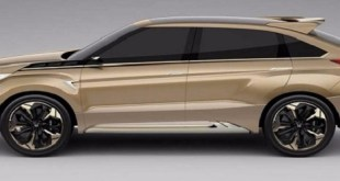 2018 Honda Crosstour side view