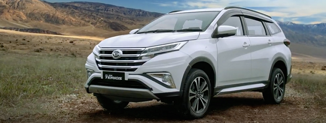 2018 Daihatsu Terios debut in Indonesia - 2019 and 2020 ...