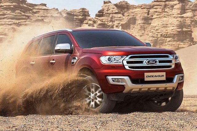 2018 ford endeavour review - 2019 and 2020 New SUV Models