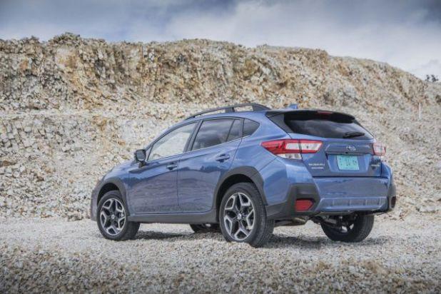 2019 Subaru Crosstrek rear