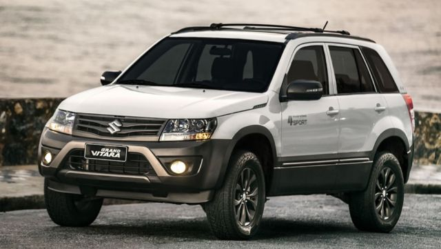 2019 Suzuki Grand Vitara What To Expect - 2019 and 2020 ...