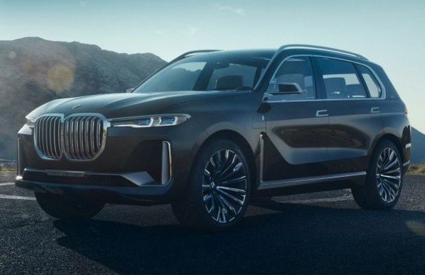 2019 bmw fuel cell suv