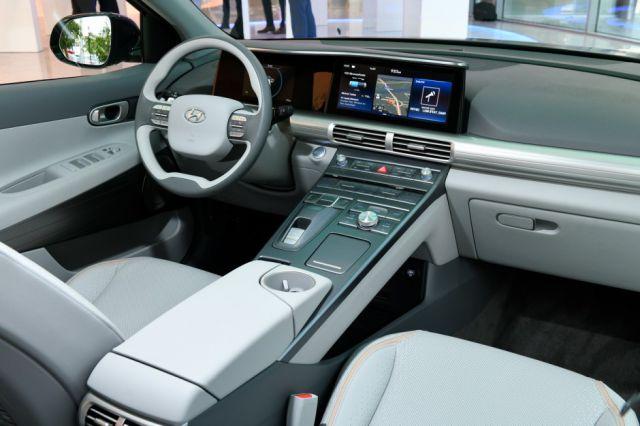 2019 Hyundai Nexo interior - 2019 and 2020 New SUV Models