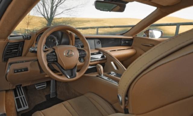 2019 Lexus GX 460 interior - 2019 and 2020 New SUV Models