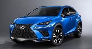2019 Lexus NXfront