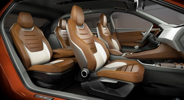 2019 Seat Alora interior