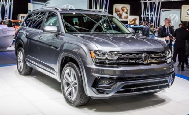 2019 Volkswagen Atlas Release Date, Changes - 2019 and 2020 New SUV Models
