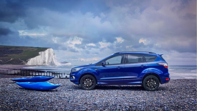 2019 Ford Kuga Rear 2019 And 2020 New Suv Models