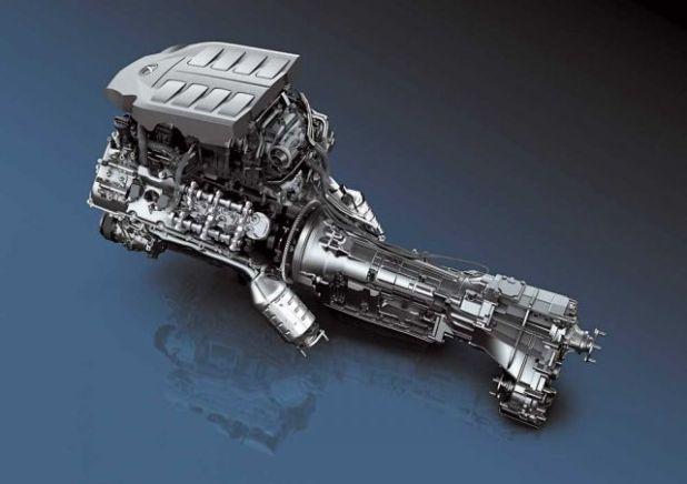 2019 Lexus GX engine