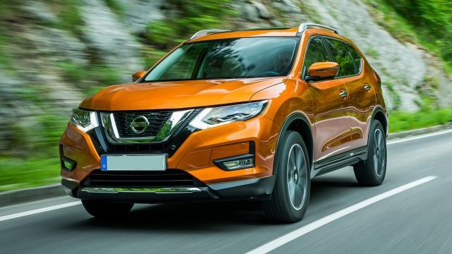 2019 nissan x-trail redesign  price