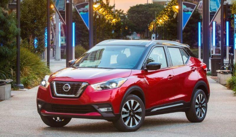 2019 Nissan Kicks is more modern than the Juke model ...