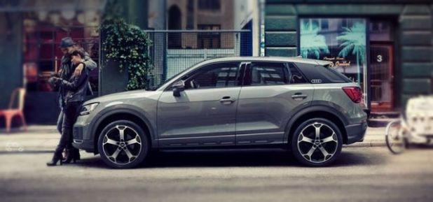 2019 Audi Q2 side