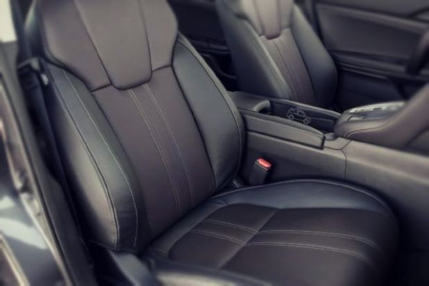 2019 Honda Crosstour seats