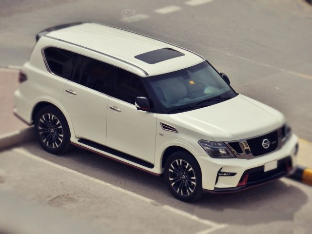 2019 Nissan Patrol - 2019 and 2020 New SUV Models