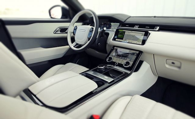 2019 Range Rover Velar Interior 2019 And 2020 New Suv Models